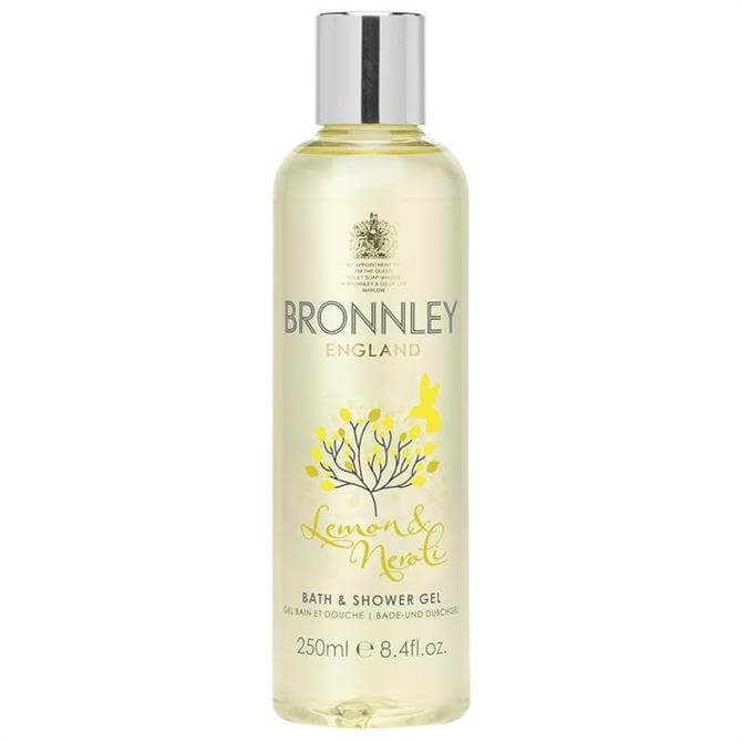Bronnley Citrus Bath & Shower Gel 250Ml