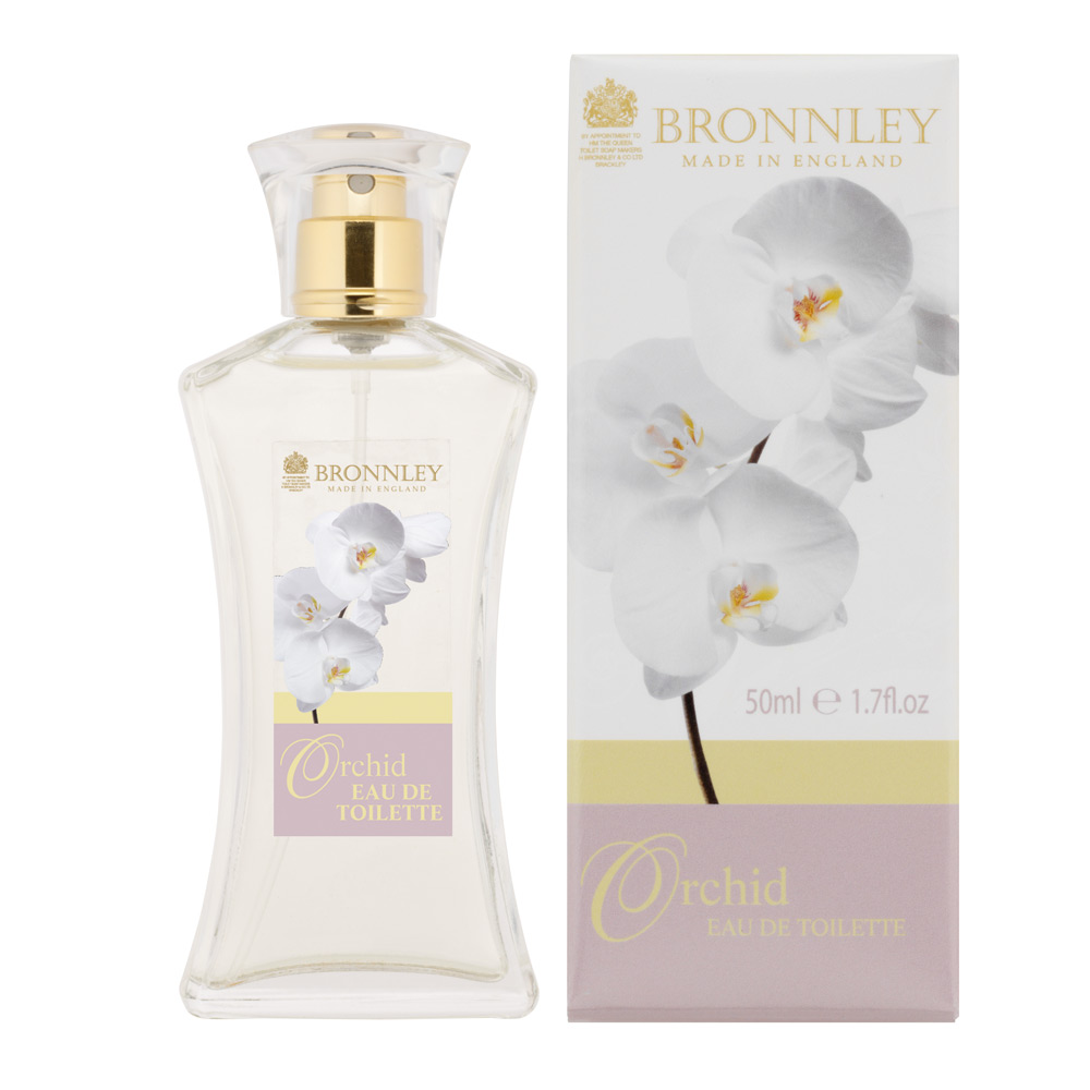 An image of Bronnley Orchid EDT 50ml