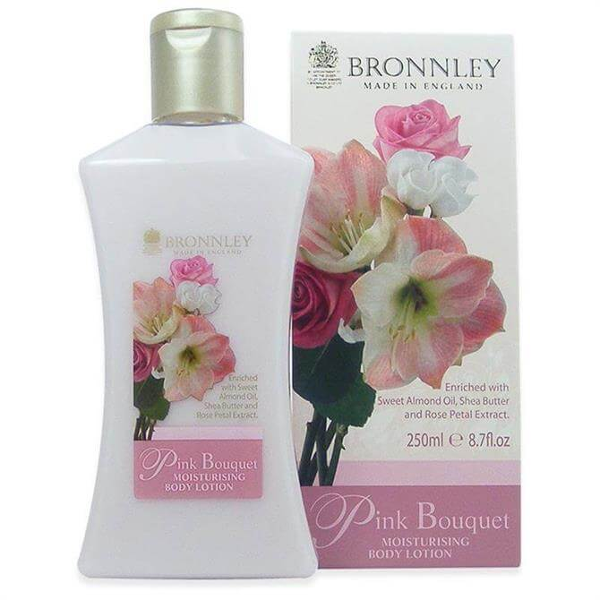 Bronnley Pink Bouquet Moisturising Body Lotion 250ml