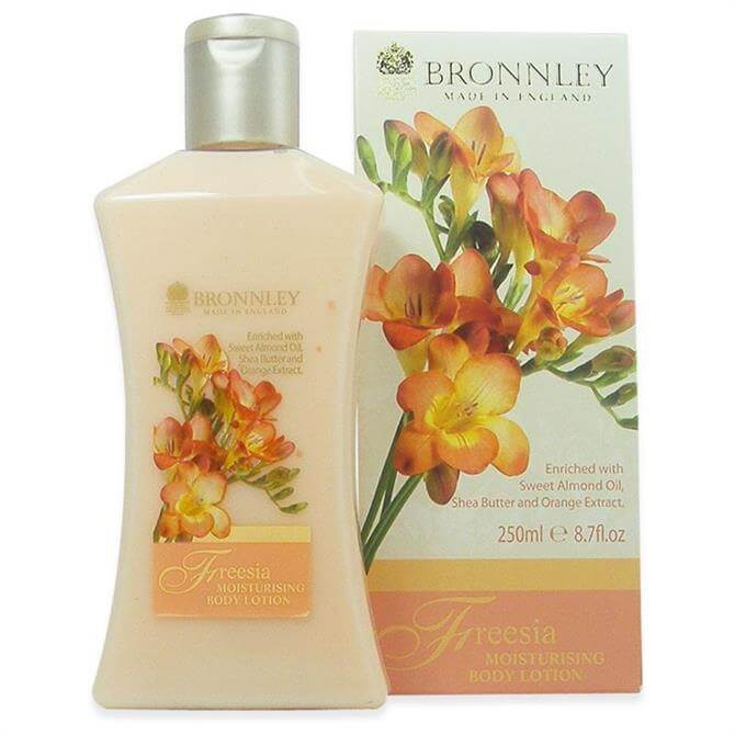 Bronnley Freesia Moisturising Body Lotion 250ml