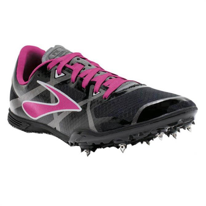 Brooks Womens PR Middle Distance Spike