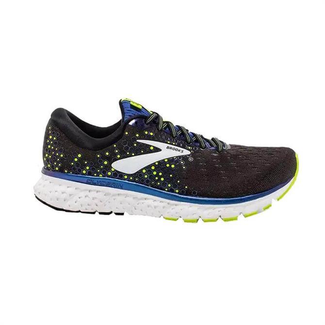 Brooks Men's Glycerin 17 Running Shoe - Black/Nightlife