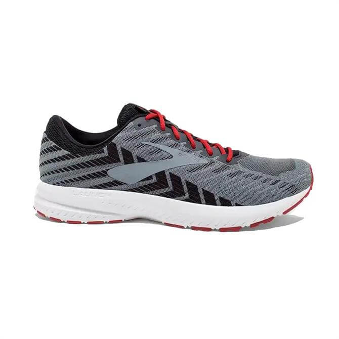 Brooks Men's Launch 6 Running Shoe - Grey