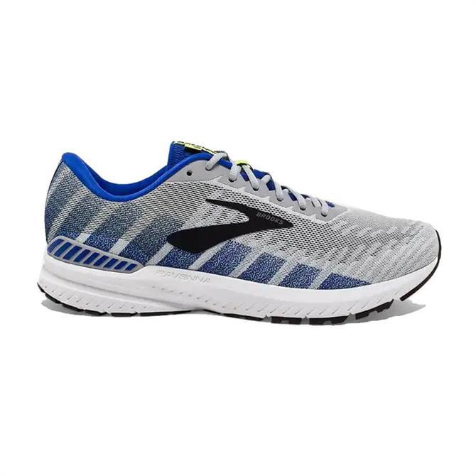 Brooks Men's Ravenna 10 Running Shoe- Alloy Blue