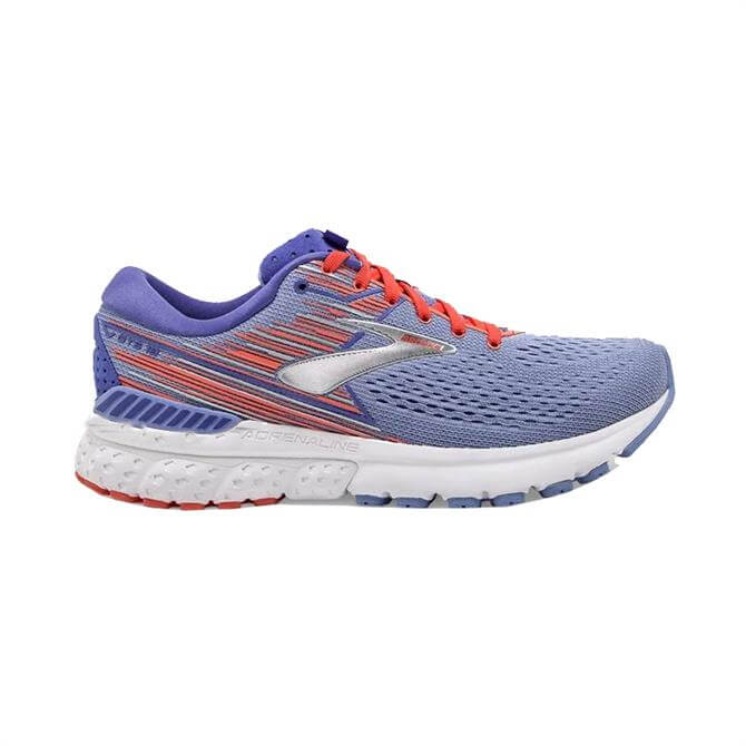 Brooks Women's Adrenaline GTS 19 Running Shoe - Bel Air Blue