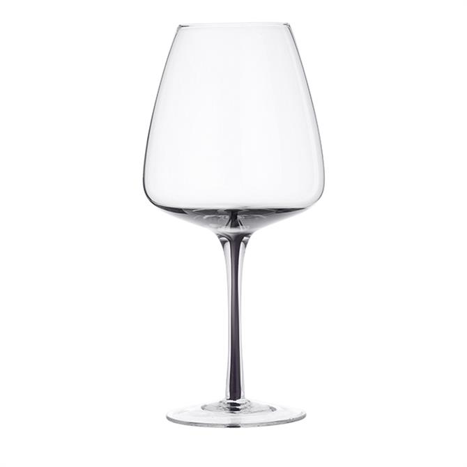 Broste Smoke Red Wine Glass