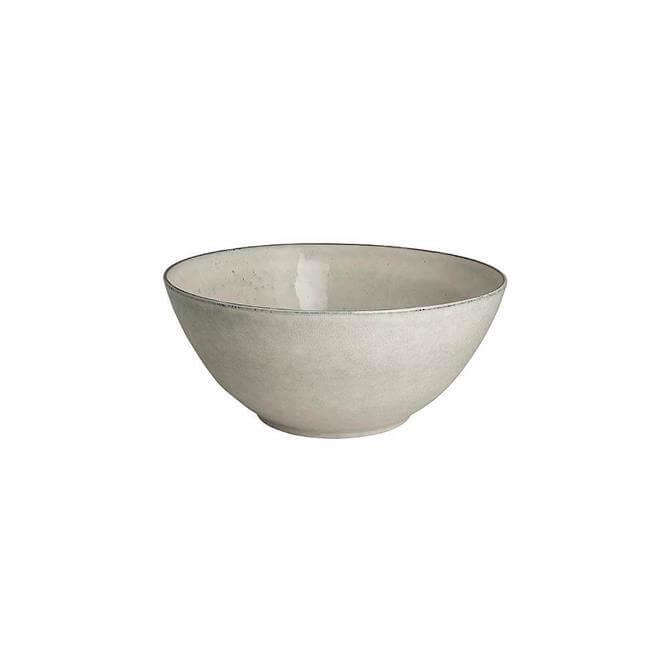 Broste Copenhagen Nordic Sand Stoneware Bowl