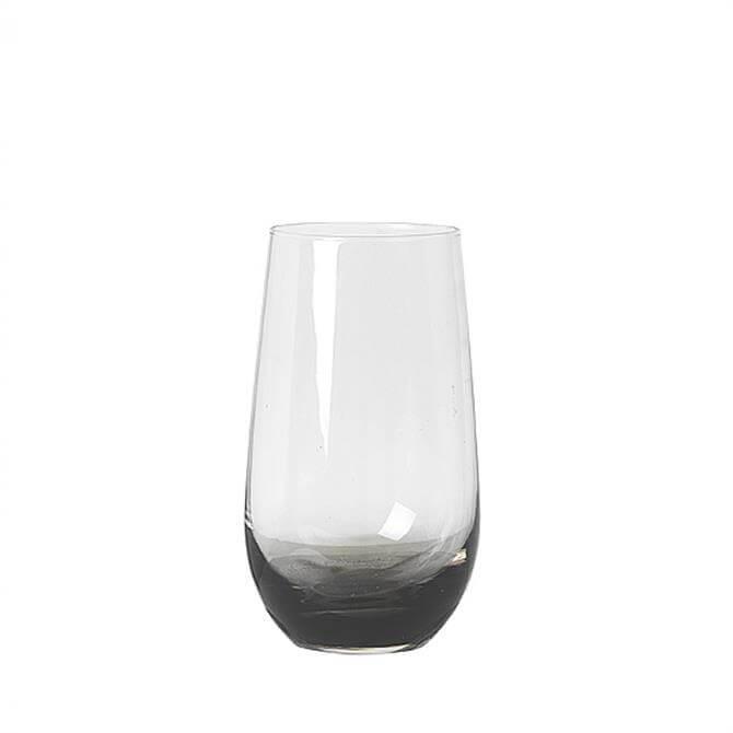 Broste Copenhagen Smoke Tumbler Glass