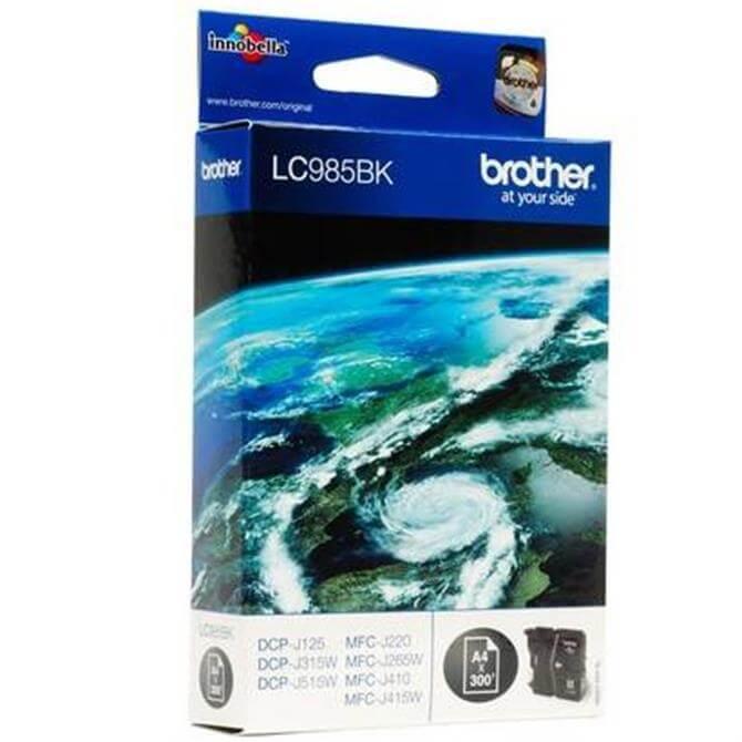 Brother LC985 Black Cartridge