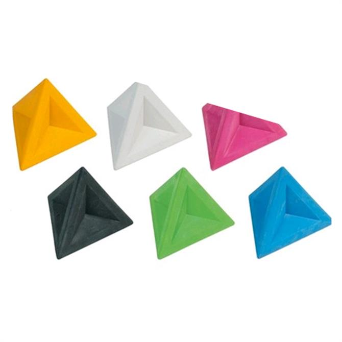 Colour Code Pyramid Eraser