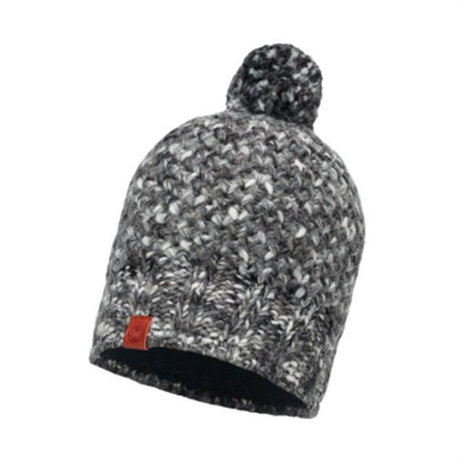 Buff Margo Beanie Hat- Grey