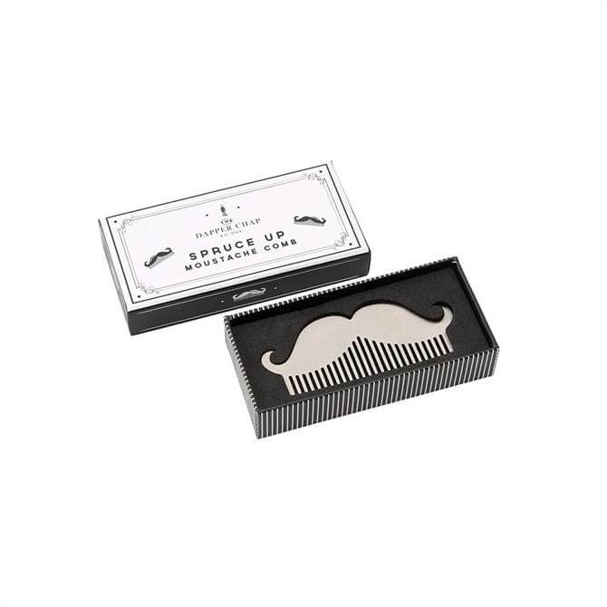 Dapper Chap Spruce Up Moustache Comb
