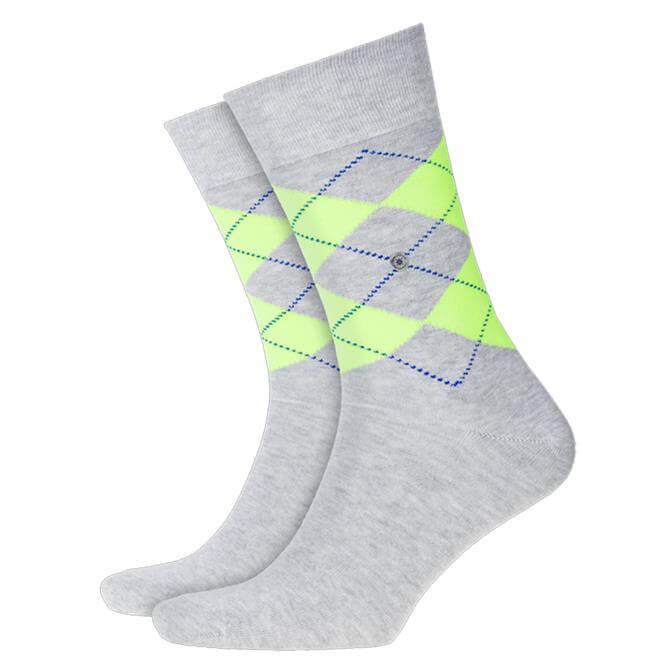 Burlington Neon King Socks