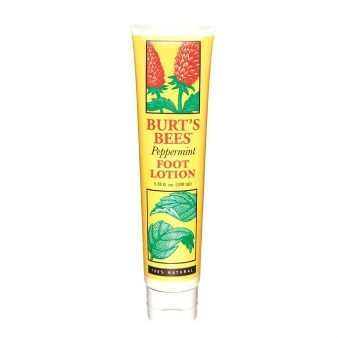 Burts Bees Peppermint Foot Lotion
