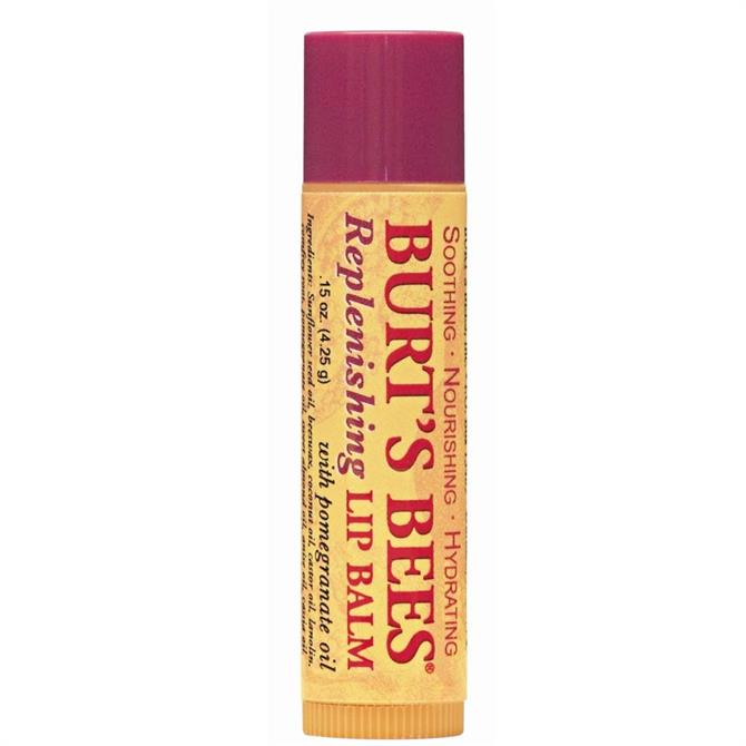 Burts Bees Replenishing Pomegranate Lip Balm