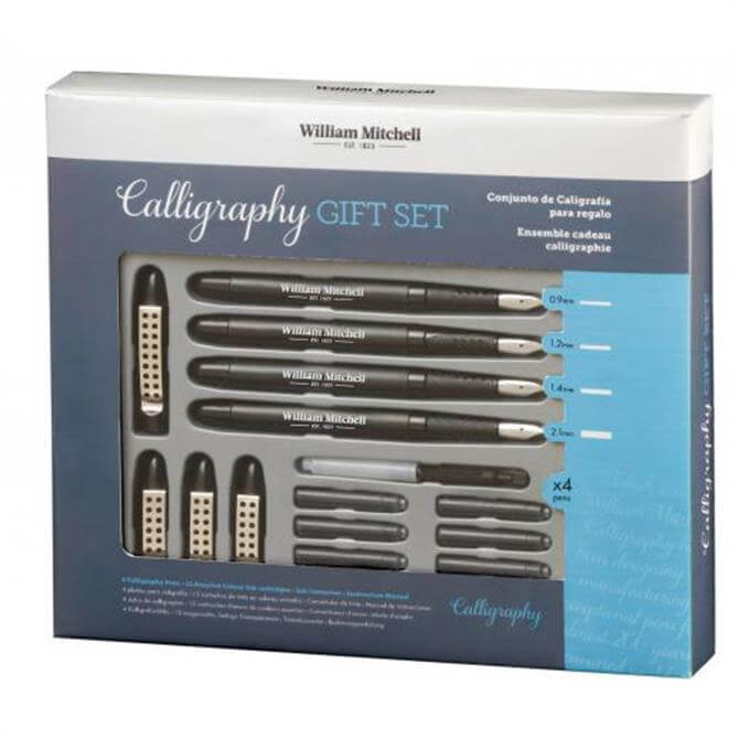 William Mitchell Calligraphy Gift Set