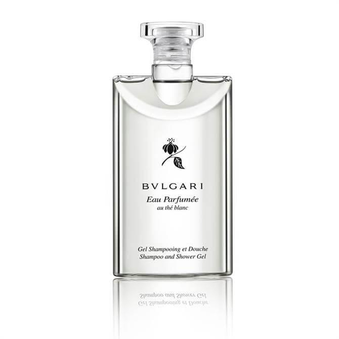Bvlgari Eau Parfumée Au The Blanc Shower Gel 200ml