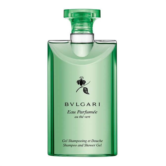Bvlgari Eau Parfumee Au The Vert Shampoo and Shower Gel 200ml