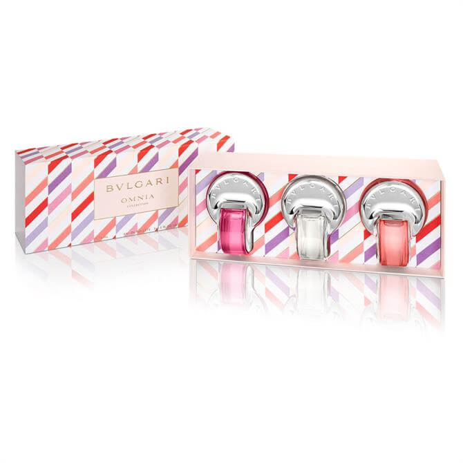 Bvlgari Omnia Candy Set of 3 x 15ml EDT