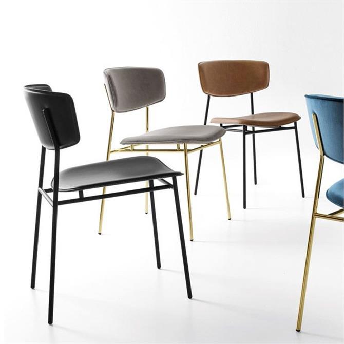 Calligaris Fifties Dining Chair
