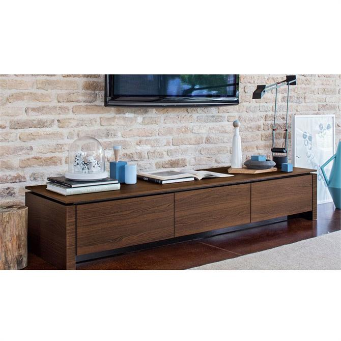 Calligaris Mag Wooden TV Bench