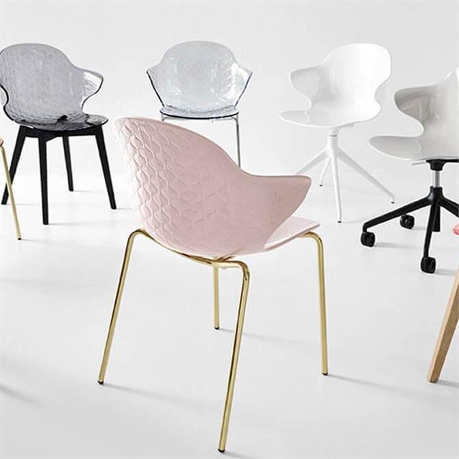 Calligaris Dining Chair Saint Tropez