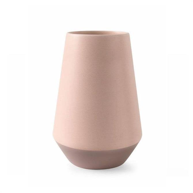 Calligaris Ceramic Old Rose Vase Matt 28cm
