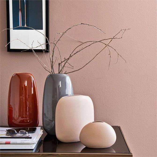 Calligaris Ceramic Vase Beige Small