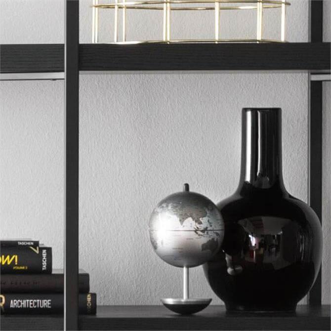 Calligaris Vase Ceramic in Black