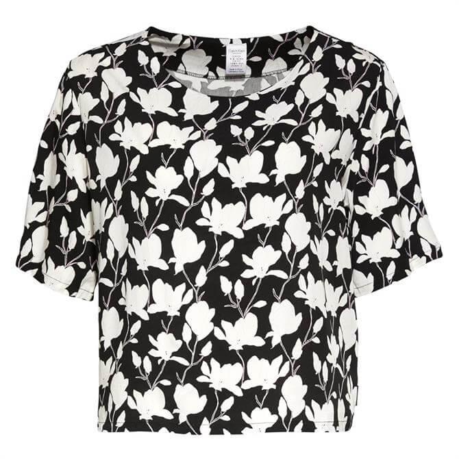 Calvin Klein Kelly Floral Pyjama Top
