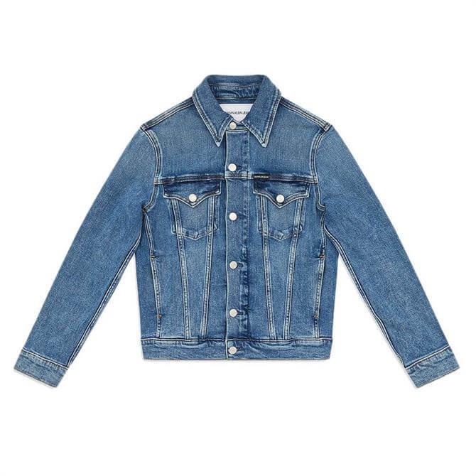 Calvin Klein Denim Trucker Jacket