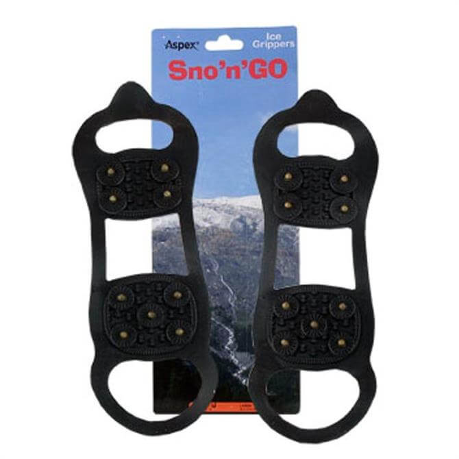 Aspex Snow N Go Snow and Ice Grippers