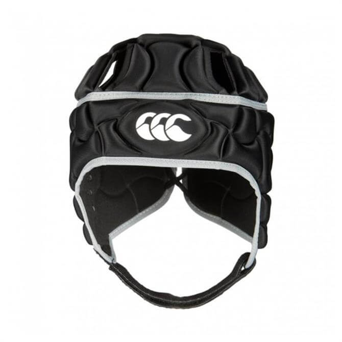 Canterbury Men's Club Plus Rugby Headguard- Black