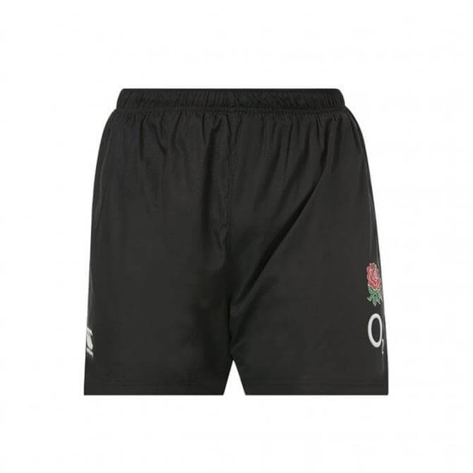 Canterbury Men's England VapoDri Woven Run Short- Anthracite