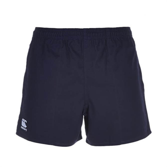 Canterbury Junior Professional Cotton Rugby Short