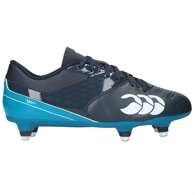 Canterbury Junior Phoenix 2.0 Soft Ground Rugby Boots