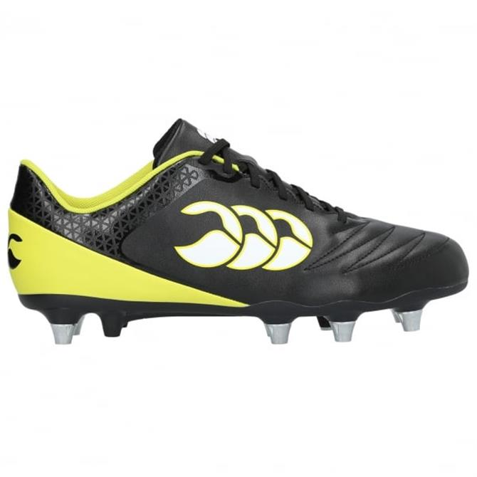 Canterbury Junior Stampede 2.0 Soft Ground Rugby Boots