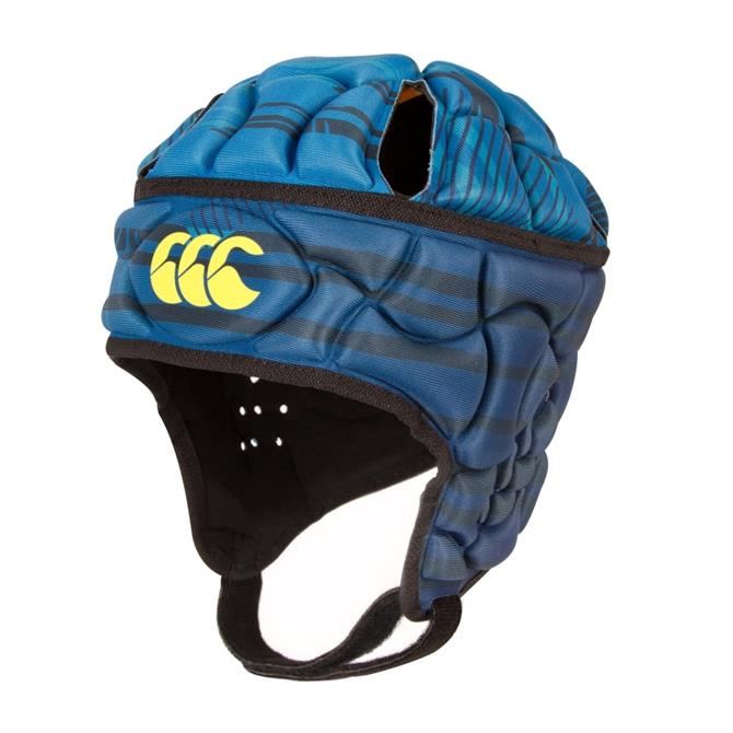 Canterbury Men's Club Plus Rugby Headguard- Total Eclipse