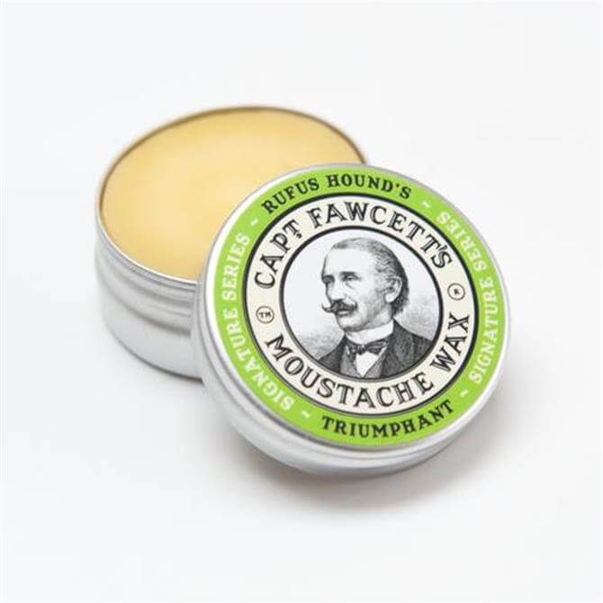 Captain Fawcett Rufus Hound's Triumphant Moustache Wax 15ml