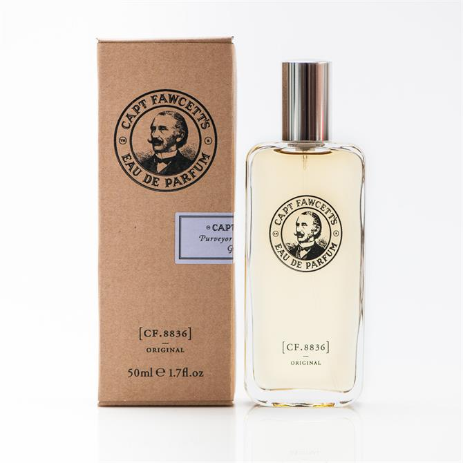 Captain Fawcett Original Eau De Parfum