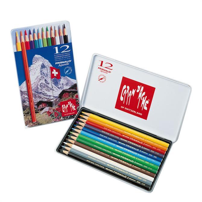 Caran D'Ache Prismalo Pencil Set