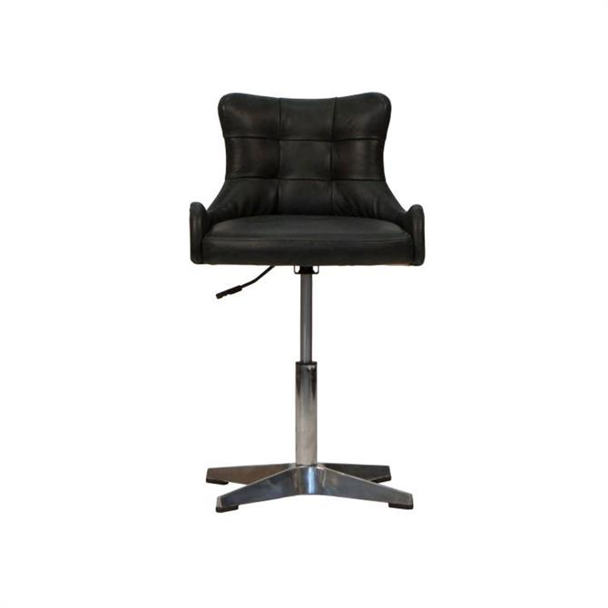 Beaumont Bar Stool Black