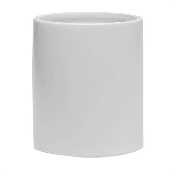 Casa Tall White Pot