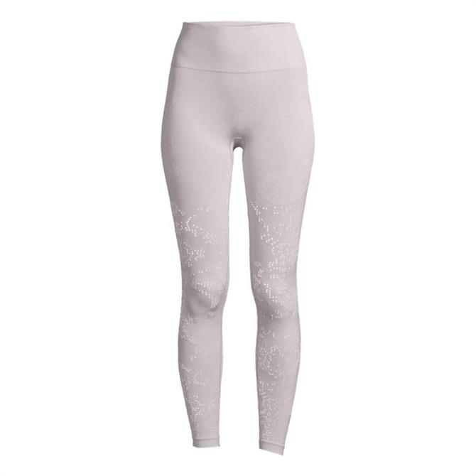 Casall Women's Seamless Skin Tights - Lavender Spa
