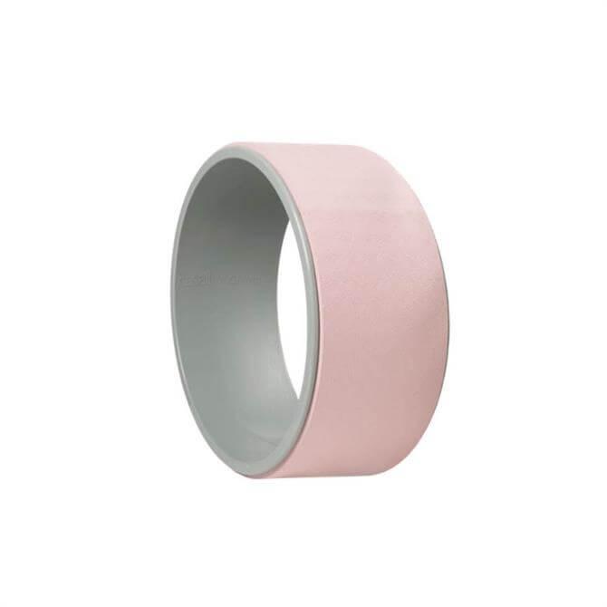 Casall Yoga Wheel- Lucky Pink/Grey