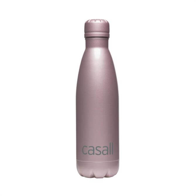 Casall Eco Cold Water Bottle 0.5L- Powder Metallic