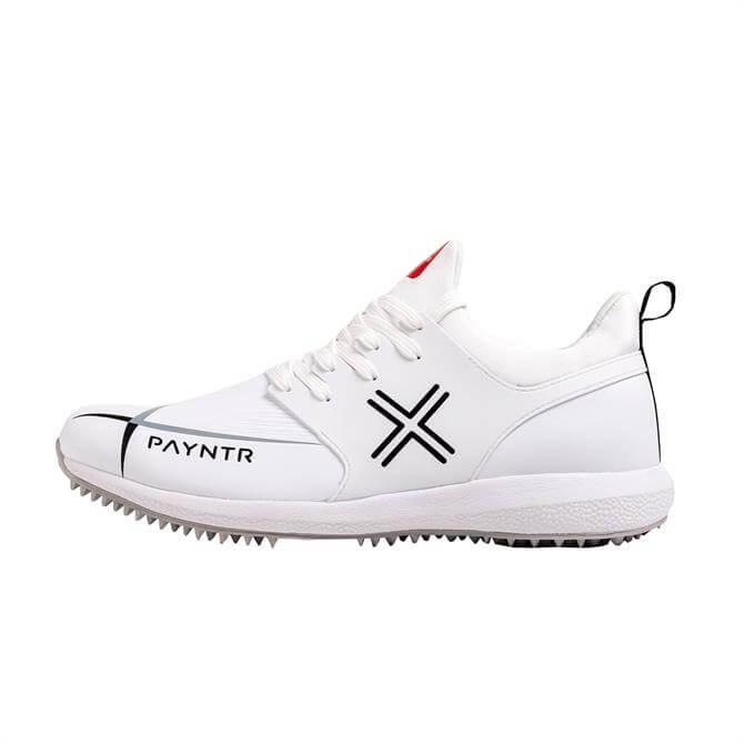PAYNTR Men's X MK3 Evo Pimple Cricket Shoe - White