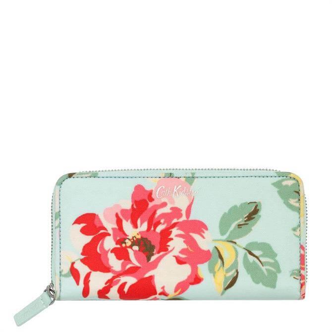Cath Kidston Box Flora Continental Zip Wallet