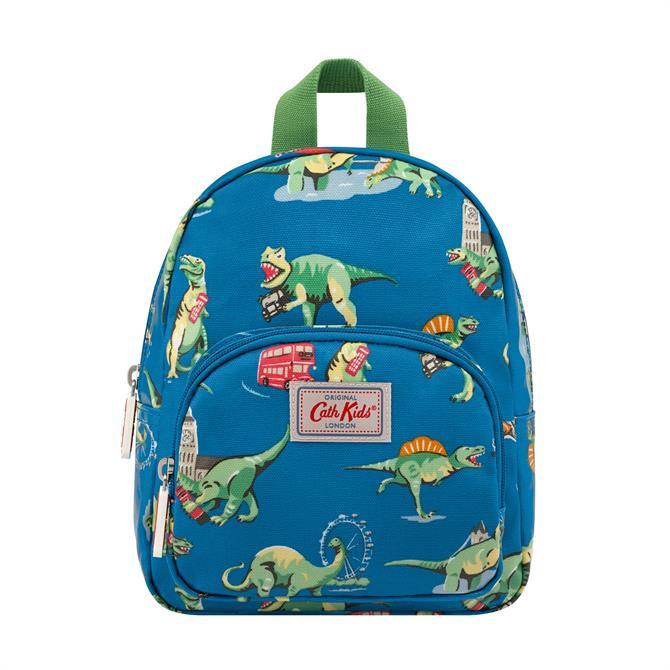 Cath Kidston Kid's Dinos in London Mini Backpack