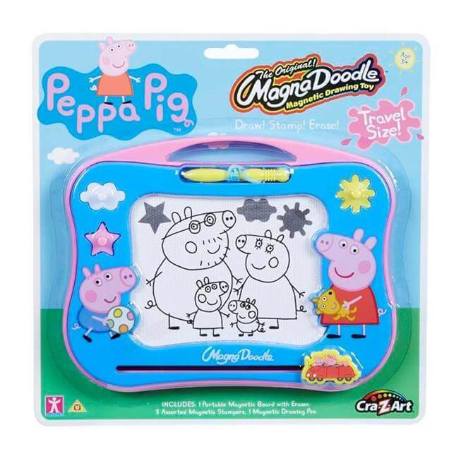 Character Options Peppa Pig Magna Doodle